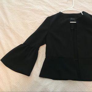 Zara Bell Sleeve Blazer